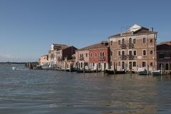 Μια άποψη από Murano Στοκ Εικόνες