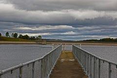 Μια άποψη διάβασης πεζών Στοκ Εικόνες