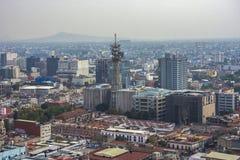 Μια άποψη της στο κέντρο της πόλης Πόλης του Μεξικού, Μεξικό Στοκ Φωτογραφίες