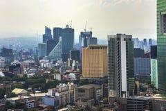 Μια άποψη της στο κέντρο της πόλης Πόλης του Μεξικού, Μεξικό Στοκ φωτογραφία με δικαίωμα ελεύθερης χρήσης