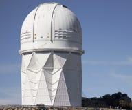 Μια άποψη του Mayall 4m τηλεσκόπιο, αιχμή Kitt στοκ φωτογραφία