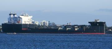 Μια άποψη του USNS John Glenn στο Σαν Ντιέγκο Στοκ Εικόνες