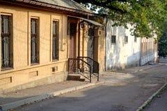Μια άποψη των παλαιών οδών στοκ φωτογραφία με δικαίωμα ελεύθερης χρήσης