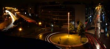 Μια άποψη Nihgt Στοκ φωτογραφία με δικαίωμα ελεύθερης χρήσης