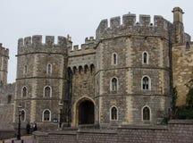 Μια άποψη Windsor Castle στοκ εικόνες