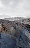 Μια έρημος πετρών Στοκ φωτογραφίες με δικαίωμα ελεύθερης χρήσης