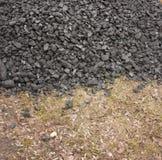 Μια δέσμη του ανθρακίτη άνθρακα Στοκ φωτογραφίες με δικαίωμα ελεύθερης χρήσης