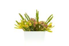 Μια δέσμη των δασικών λουλουδιών Στοκ Εικόνες