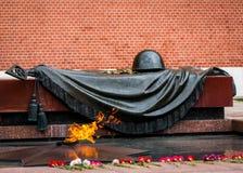 Μια αιώνια φλόγα Στοκ Εικόνα
