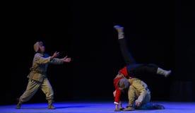 """Μια απελπισμένη """"Taking τίγρη Montain οπερών προσπάθεια-Πεκίνο από Strategy† Στοκ εικόνες με δικαίωμα ελεύθερης χρήσης"""