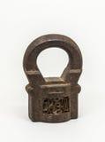 Μια αρχαία κλειδαριά. Στοκ φωτογραφίες με δικαίωμα ελεύθερης χρήσης