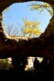 Μια αρχαία σπηλιά Στοκ φωτογραφίες με δικαίωμα ελεύθερης χρήσης