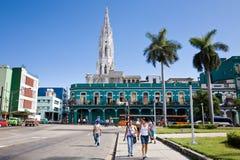 Ζωή πόλεων, Αβάνα, Κούβα Στοκ Φωτογραφία
