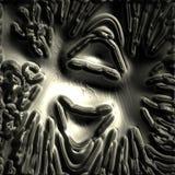 Μια αφηρημένη απεικόνιση του γέλιου Στοκ εικόνες με δικαίωμα ελεύθερης χρήσης