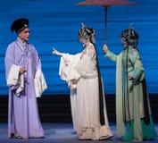 """Μια βοήθεια χέρι-Kunqu Opera""""Madame άσπρο Snake† Στοκ Εικόνες"""