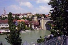Μια γέφυρα Στοκ Εικόνες