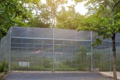 Μια γενική εικόνα του βρεφικού σταθμού εγκαταστάσεων στοκ εικόνες