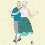Μια γυναίκα σταματά έναν άνδρα Η εννοιολογική εικόνα για το πλαίσιο της αγάπης, j Στοκ εικόνες με δικαίωμα ελεύθερης χρήσης