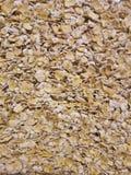 Μια δέσμη Oatmeal των δημητριακών σε ένα γυαλί στοκ φωτογραφίες