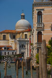 Μια εικονική παράσταση πόλης της Βενετίας, Ιταλία Στοκ φωτογραφία με δικαίωμα ελεύθερης χρήσης