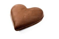 Μια εικόνα του δαπέδου τζακιού σοκολάτας που απομονώνεται στο άσπρο υπόβαθρο Στοκ φωτογραφίες με δικαίωμα ελεύθερης χρήσης