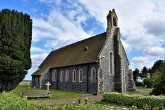 Μια εκκλησία του Κεντ Στοκ Εικόνα