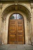 Μια εντυπωσιακή πόρτα Στοκ Εικόνες