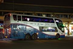 Μια επιχείρηση τουριστηκών λεωφορείων Suksa Στοκ Εικόνες
