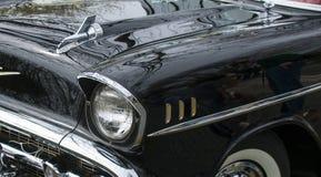 Μια λεπτομέρεια το 1957 Chevrolet Belair Στοκ Φωτογραφίες