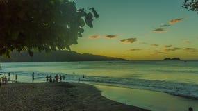 Μια ζωγραφική της θάλασσας στοκ φωτογραφίες