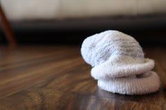 Μια κάλτσα στοκ φωτογραφία με δικαίωμα ελεύθερης χρήσης