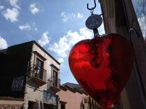 Μια καρδιά ταξιδιού στοκ φωτογραφίες με δικαίωμα ελεύθερης χρήσης