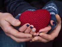 Μια καρδιά Στοκ φωτογραφία με δικαίωμα ελεύθερης χρήσης