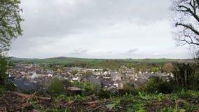Μια καταγραφή χρονικού σφάλματος της Kendal, Cumbria απόθεμα βίντεο