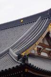 Μια κινεζική στέγη Στοκ φωτογραφία με δικαίωμα ελεύθερης χρήσης