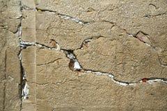 Σημειώσεις στον τοίχο Wailing Στοκ φωτογραφία με δικαίωμα ελεύθερης χρήσης