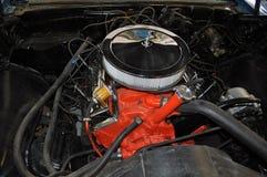 Μια κλασική μηχανή αυτοκινήτων Στοκ φωτογραφίες με δικαίωμα ελεύθερης χρήσης