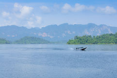 Λίμνη Larn Cheow στοκ εικόνες