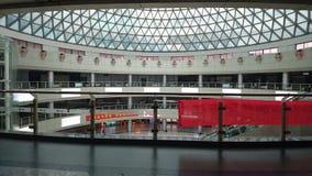 Μια μεγάλη κατασκευή σε Guangzhou στοκ εικόνα