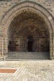 Μια μεσαιωνική εκκλησία Στοκ φωτογραφία με δικαίωμα ελεύθερης χρήσης