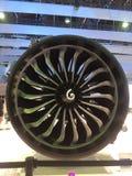 Μια μηχανή αεροπλάνων στοκ εικόνα με δικαίωμα ελεύθερης χρήσης
