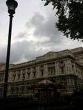 Μια μικρή γωνία στη Ρώμη Στοκ εικόνα με δικαίωμα ελεύθερης χρήσης