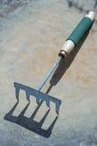 Μια μικρή τσουγκράνα στοκ φωτογραφία με δικαίωμα ελεύθερης χρήσης