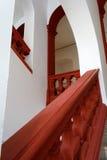 Μια μνημειακή σκάλα Στοκ Φωτογραφίες