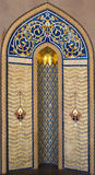 Μια μοναδική ισλαμική τέχνη Στοκ φωτογραφία με δικαίωμα ελεύθερης χρήσης