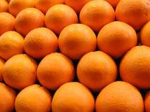 Μια ομάδα πορτοκαλιών Στοκ Εικόνα