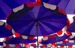 Μια ομπρέλα Στοκ Εικόνα