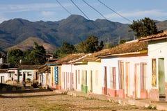 Σπίτια, Τρινιδάδ, Κούβα στοκ φωτογραφίες με δικαίωμα ελεύθερης χρήσης
