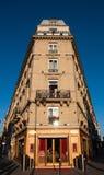 Μια οδός στο Παρίσι Στοκ Φωτογραφίες