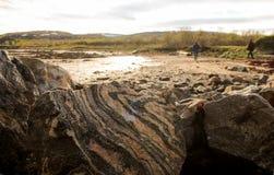 Μια πέτρα Στοκ Εικόνες